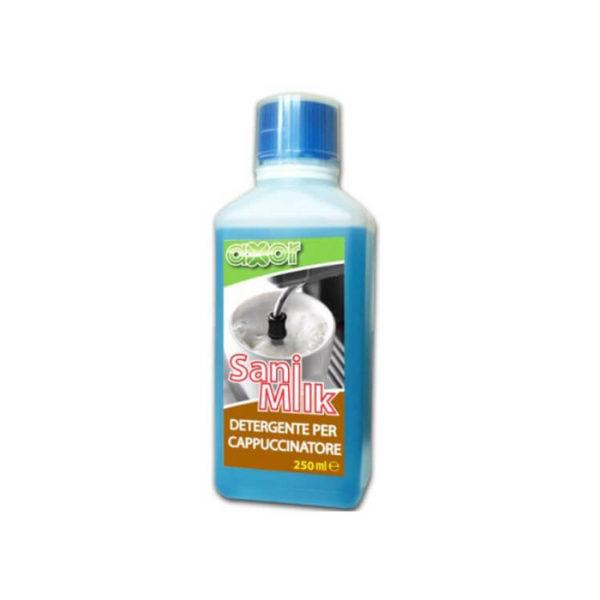 płyn do czyszczenia systemu mlecznego