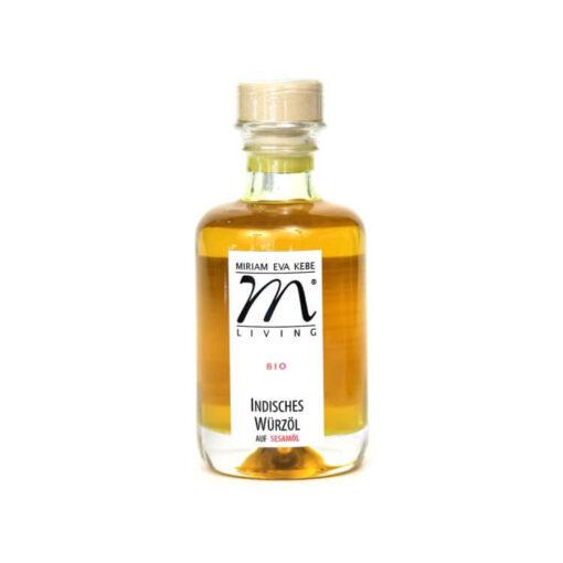 Indyjski sezamowy olej