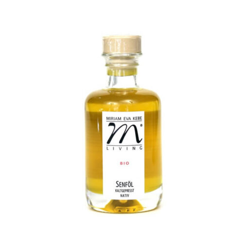 Musztardowy naturalny olej